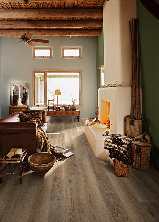 Clear Springs Alexander Oak room